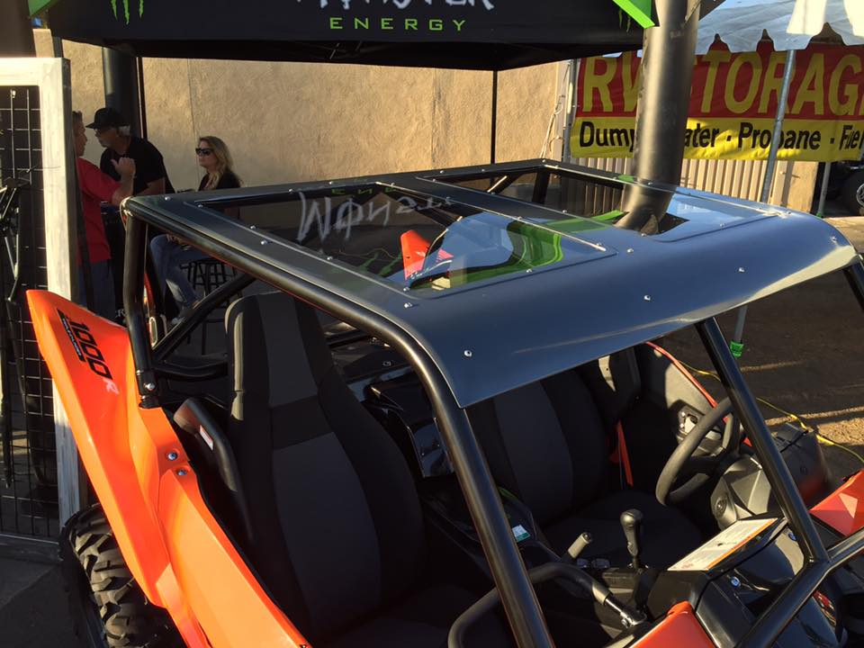 Yamaha Yxz Roll Cage Long Travel Industries